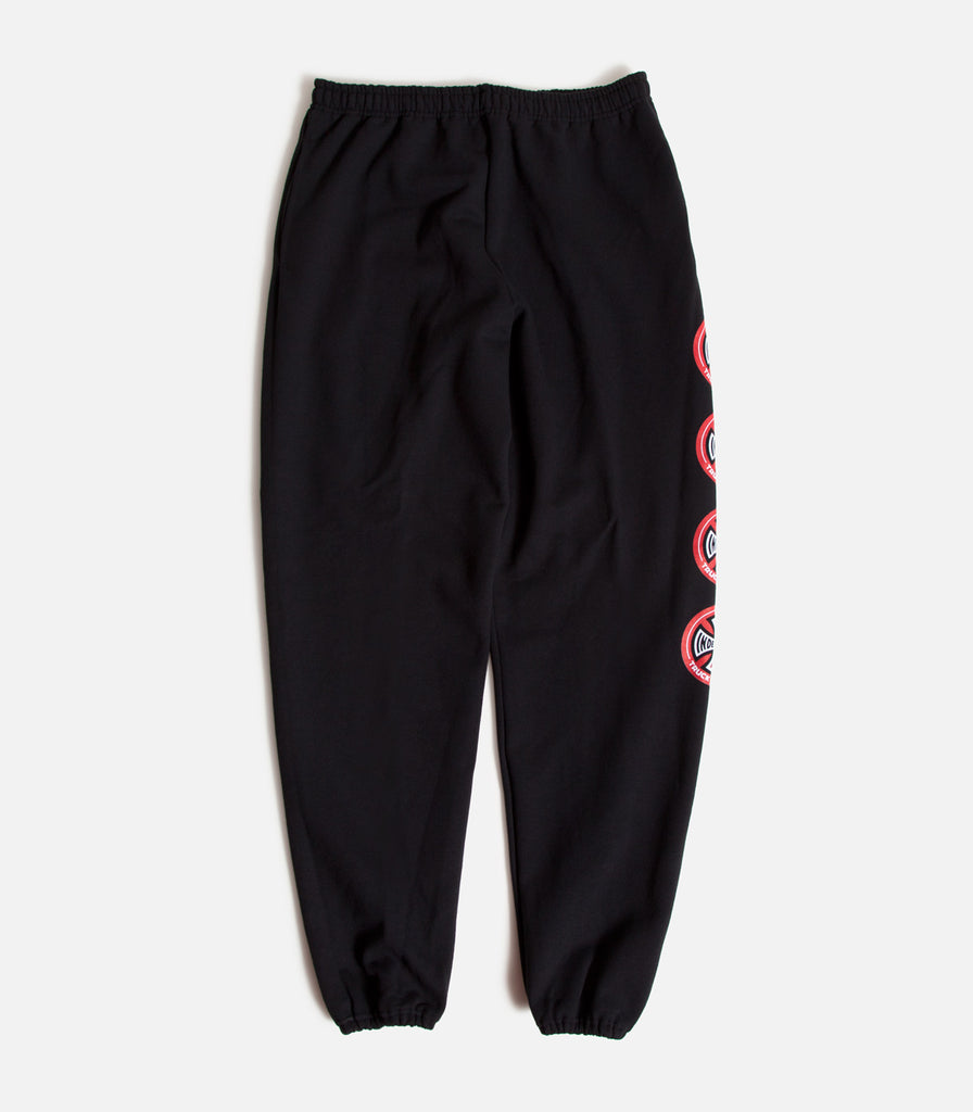 Independent Hollow Cross Sweatpants