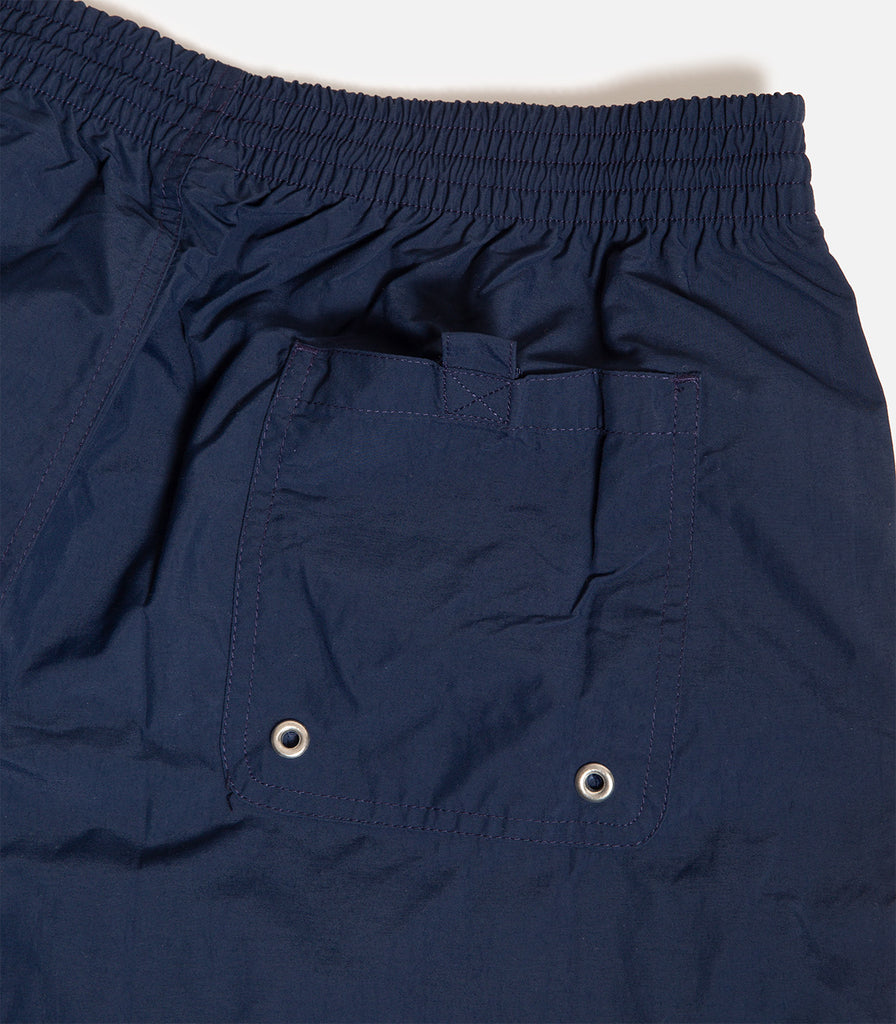Polar Square Stripe City Swim Shorts