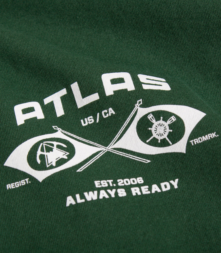 Atlas Flags T-Shirt