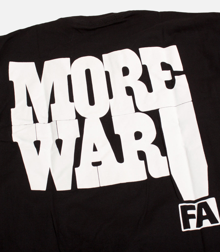Fucking Awesome More War T-Shirt
