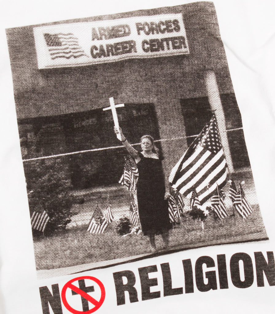 Fucking Awesome No Religion T-Shirt