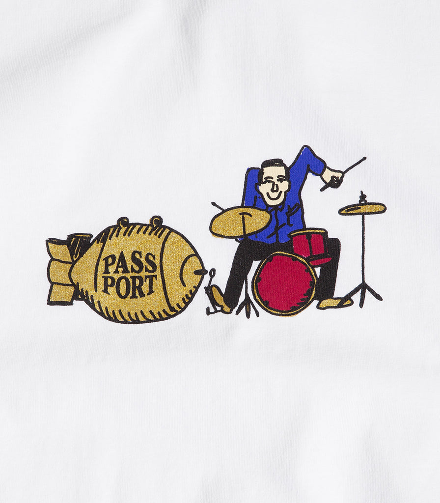 Pass~Port Drum T-Shirt