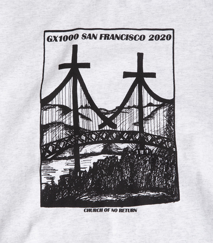 GX1000 Church of No Return T-Shirt