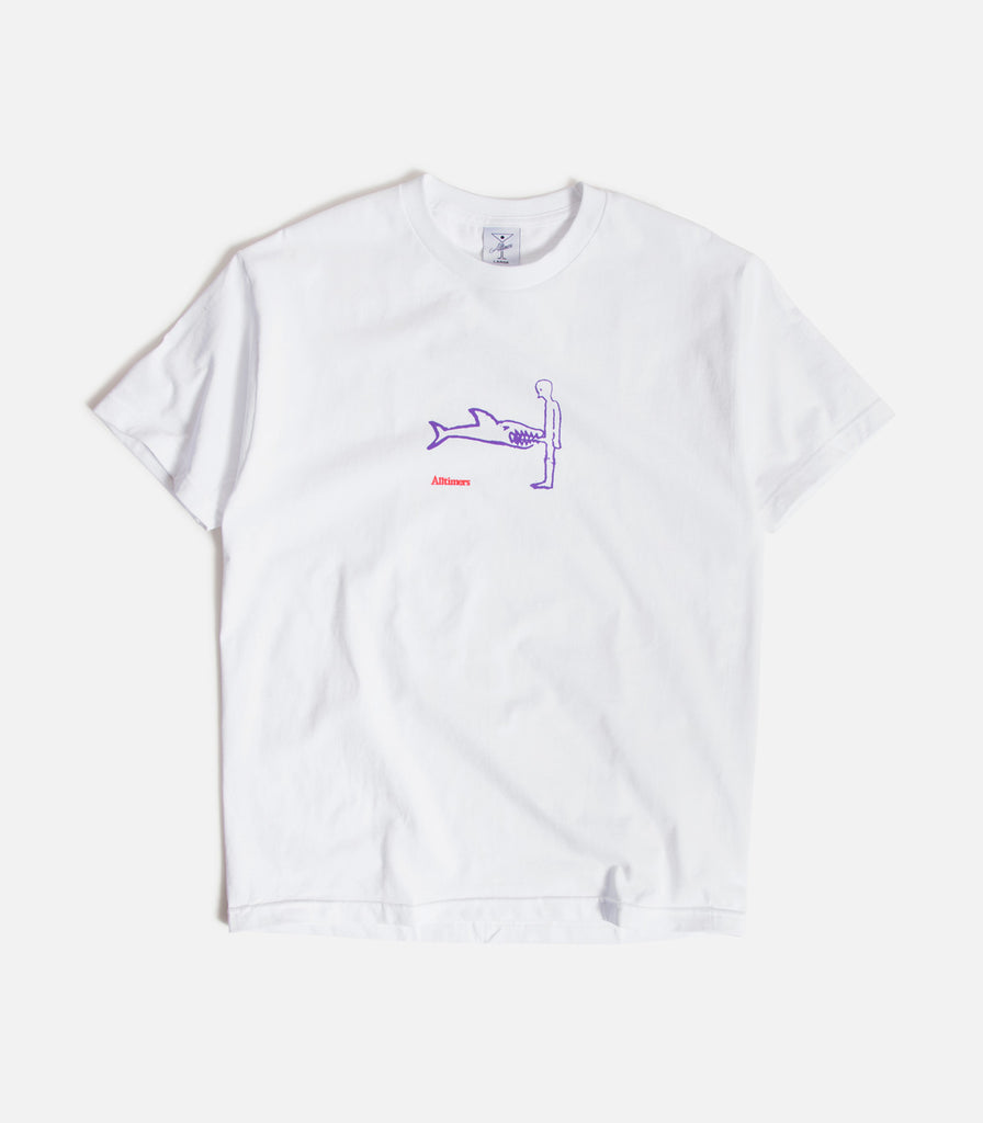 Alltimers Shark Dick T-Shirt