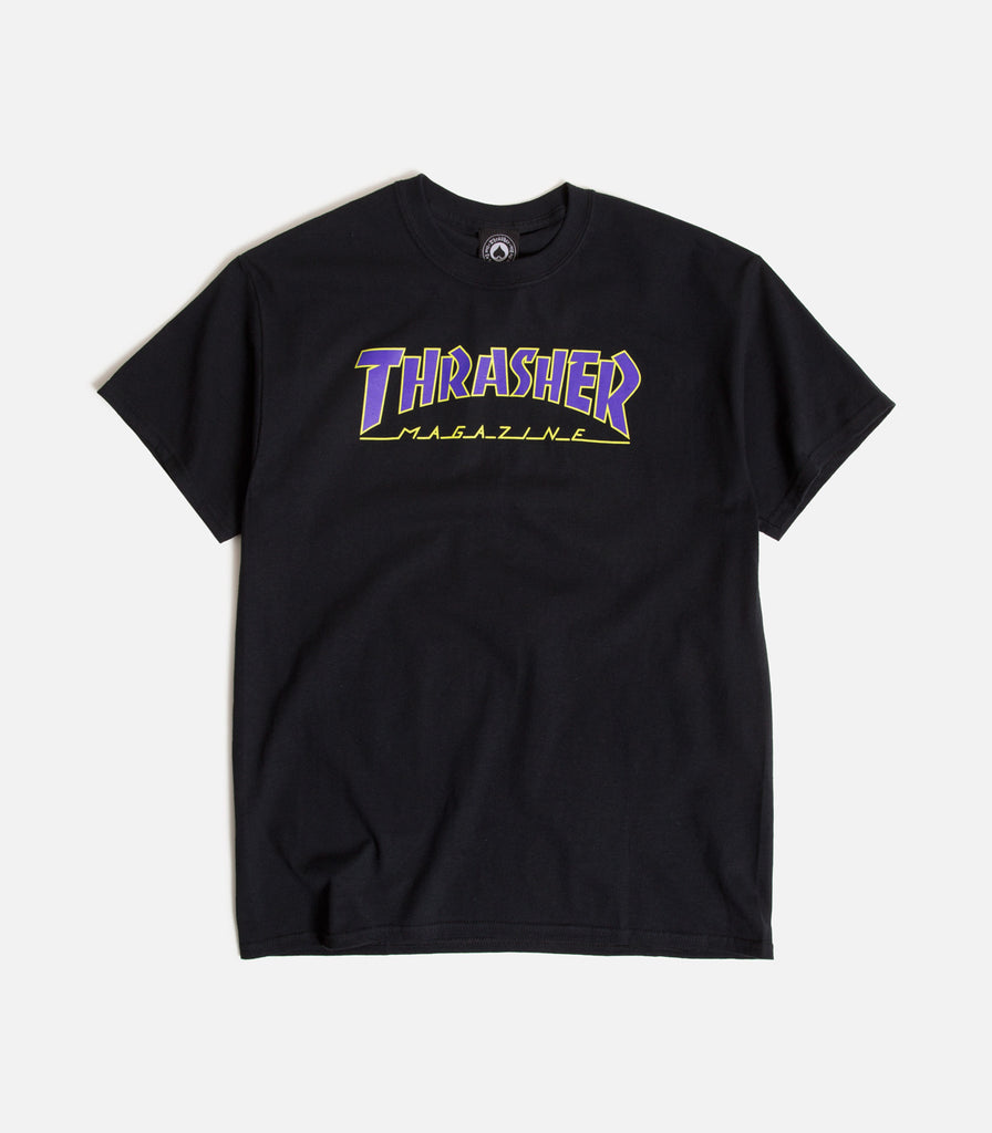 Thrasher Outlined T-Shirt