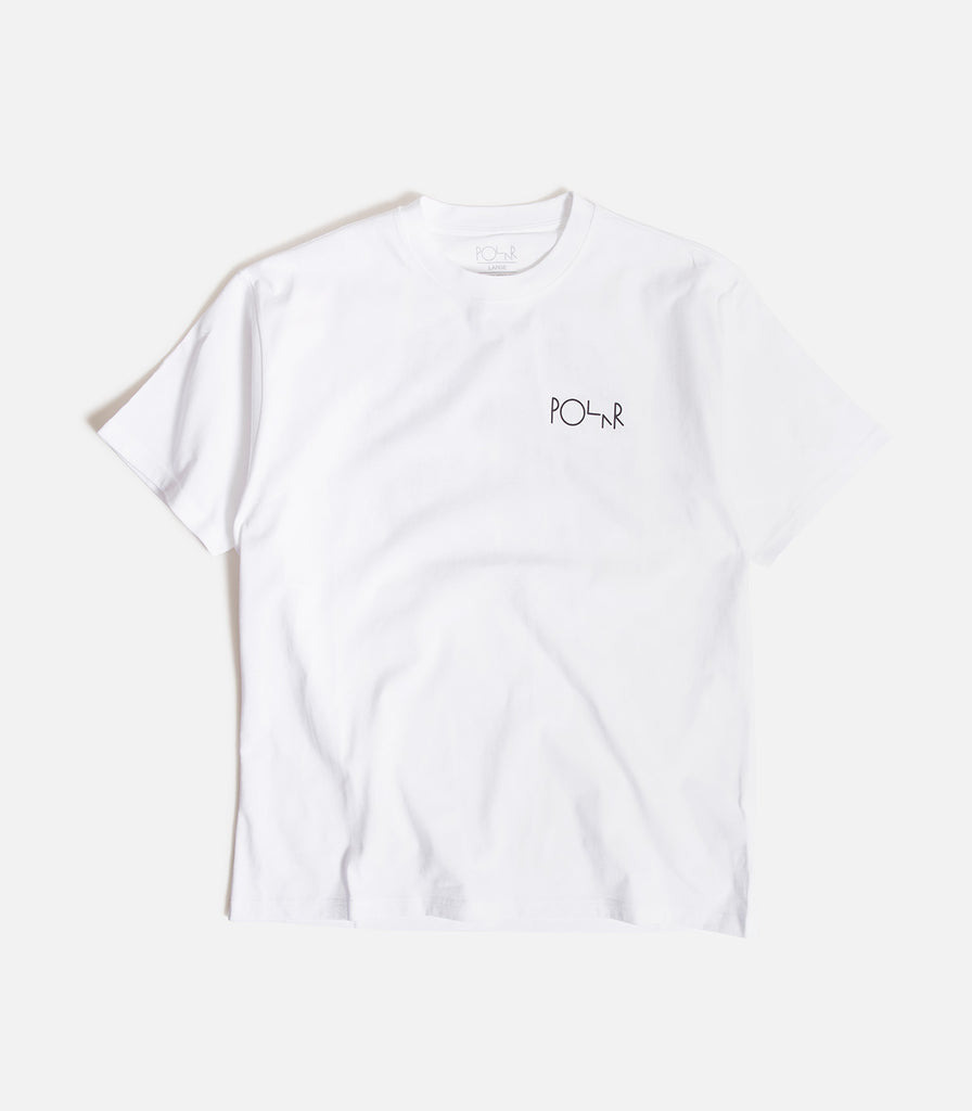 Polar Klez Fill Logo T-Shirt