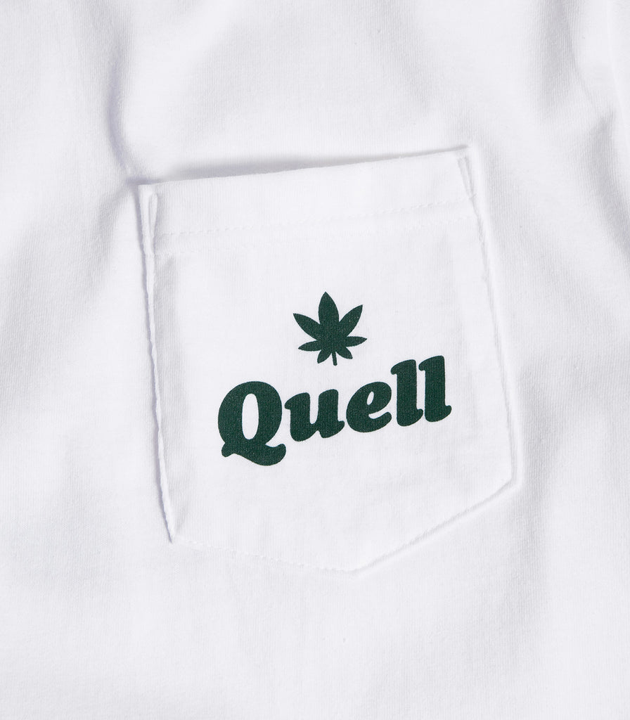 Quell Cannabis Pocket T-Shirt