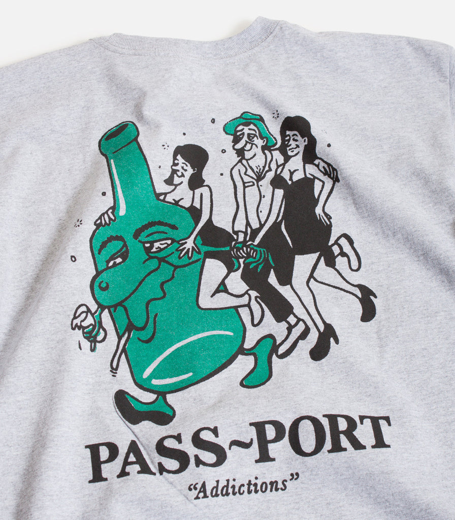 Pass~Port Addictions T-Shirt