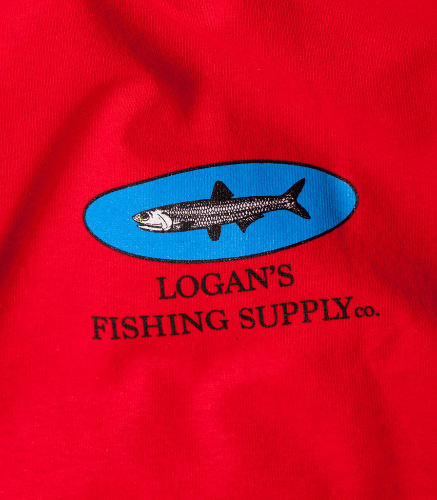 Call Me 917 Logan's Supply T-Shirt