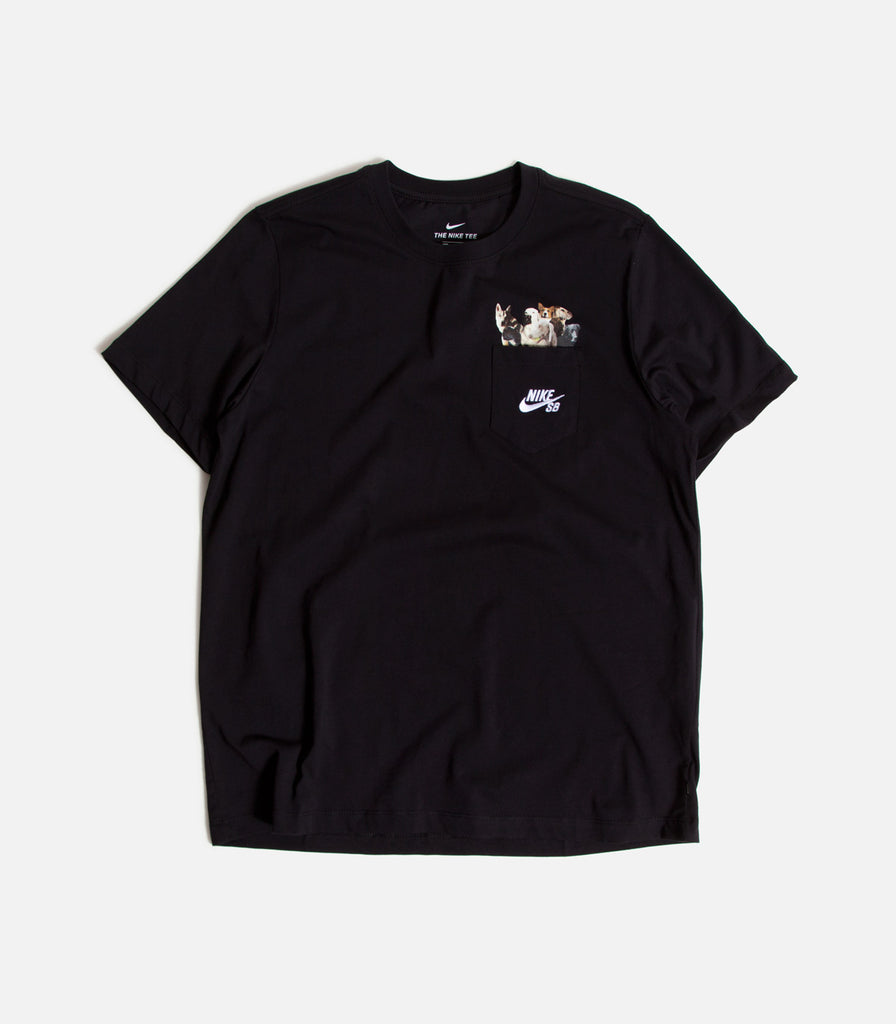 Nike SB Dog Walker Pocket T-Shirt