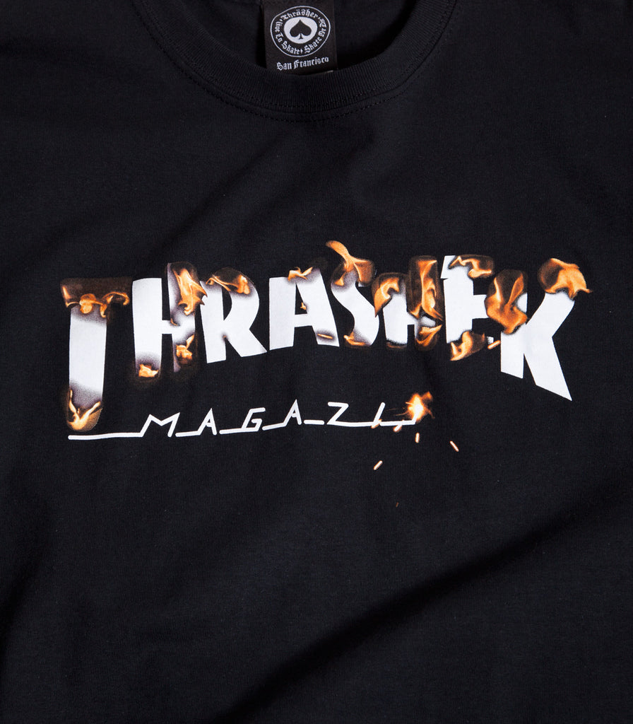 Thrasher Intro Burner T-Shirt