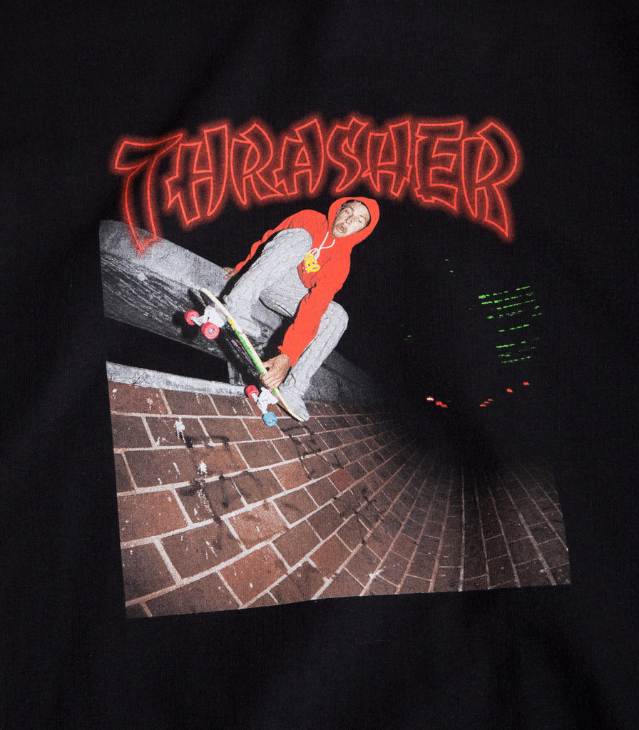 Thrasher China Banks T-Shirt