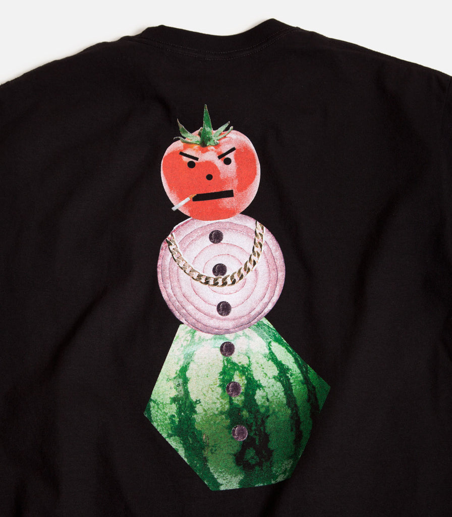 Quartersnacks Veggie Snackman T-Shirt