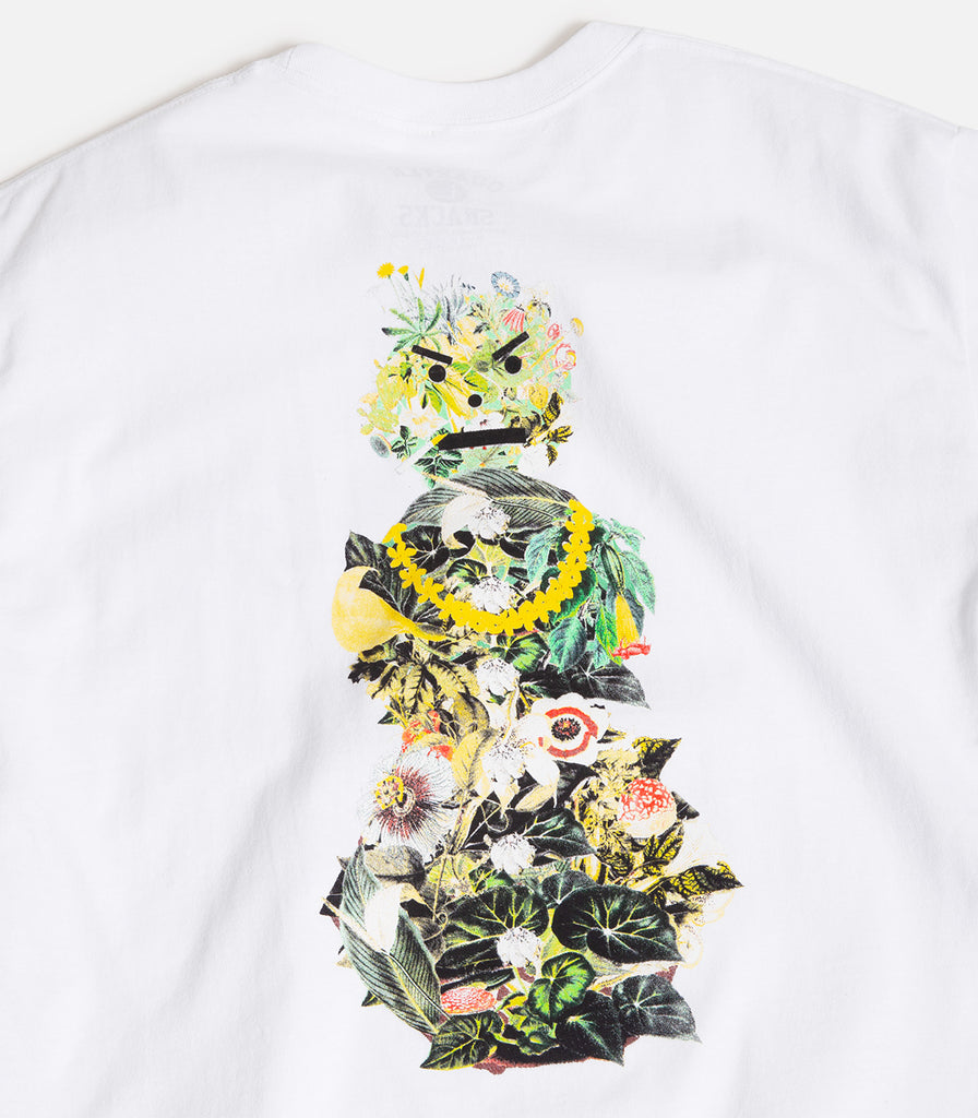 Quartersnacks Botanical Snackman T-Shirt