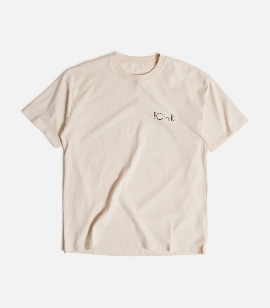 Polar World Fill Logo T-Shirt