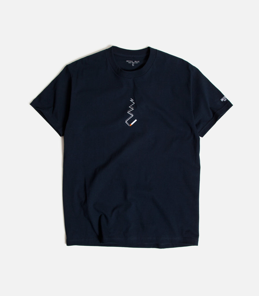 Hotel Blue Smoke T-Shirt