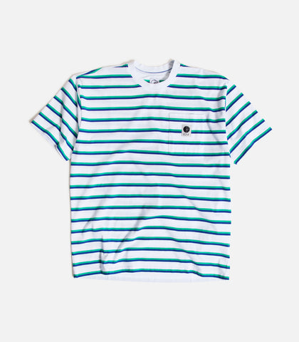 Polar Stripe Pocket T-Shirt