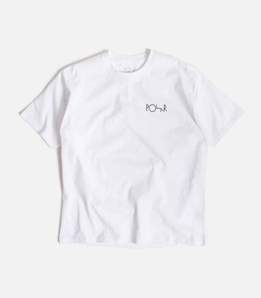 Polar Memory Palace Fill Logo T-Shirt
