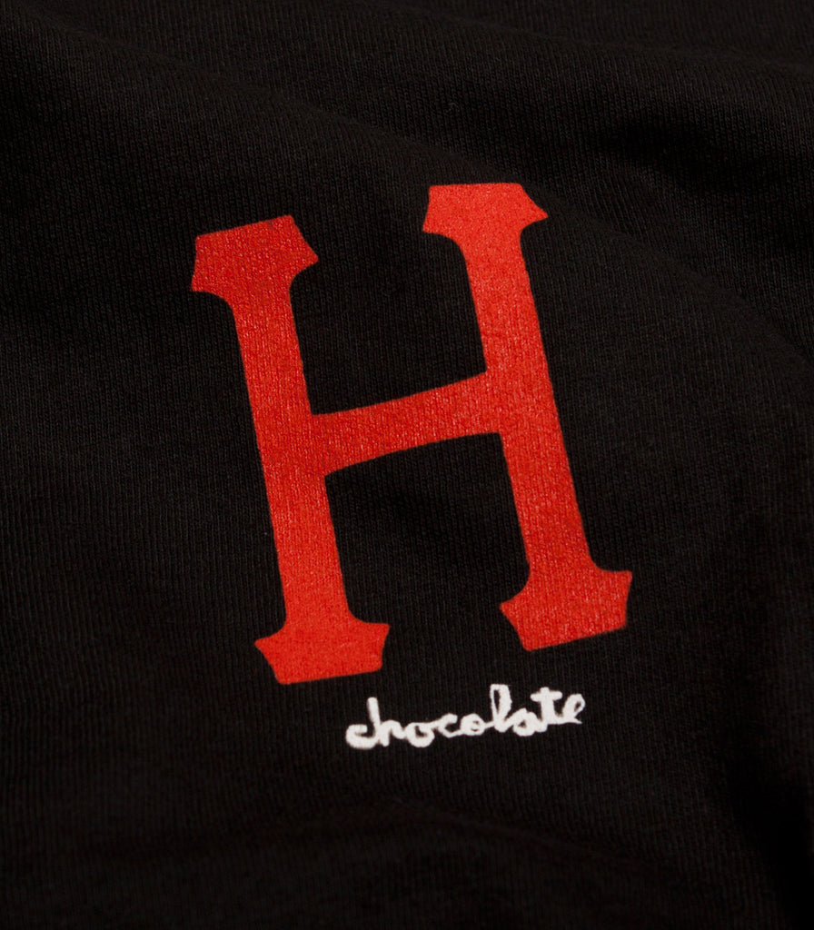 Huf x Chocolate Classic H T-Shirt