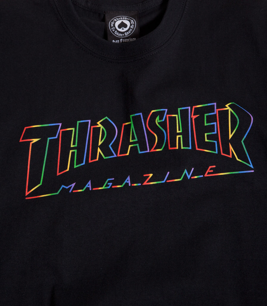 Thrasher Spectrum T-Shirt