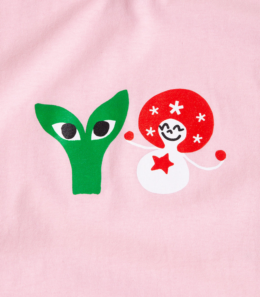 Stingwater Aapi and Star Girl T-Shirt