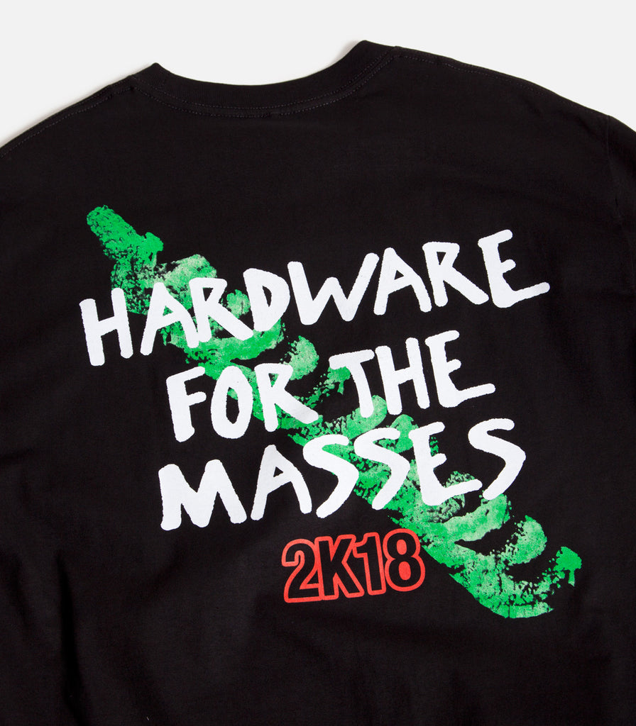 Bronze 56k Hardware For The Masses T-Shirt