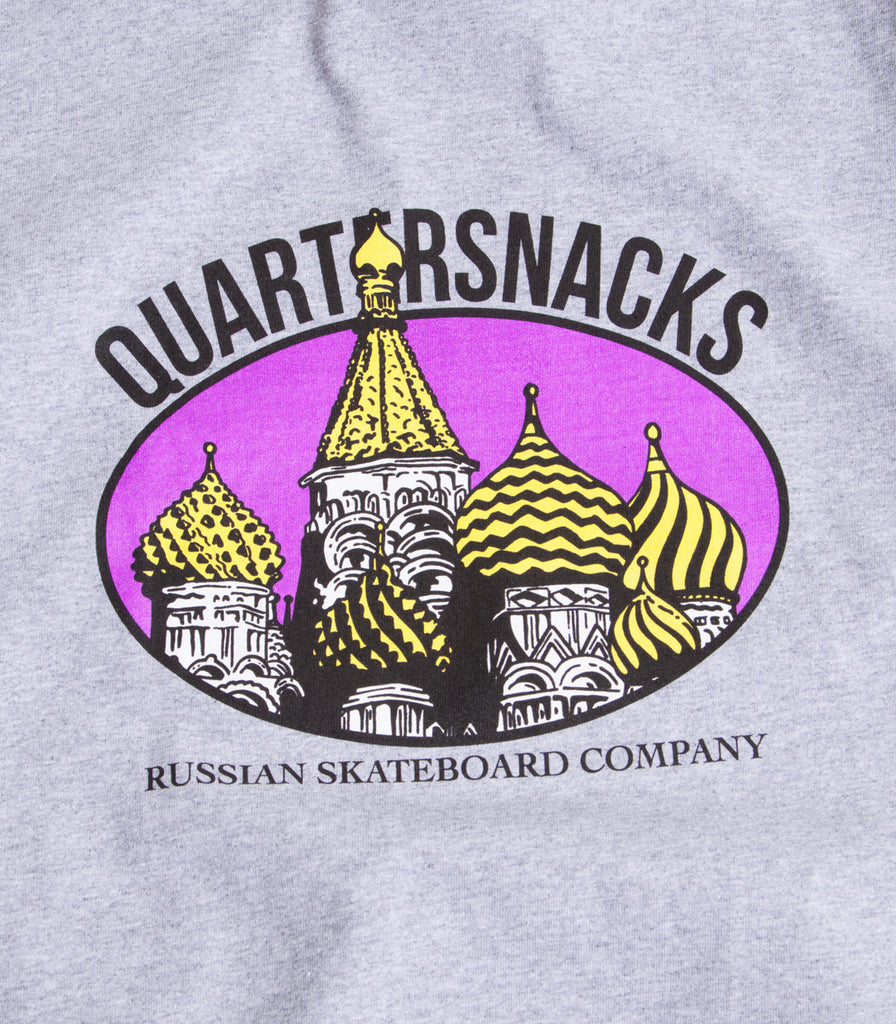 Quartersnacks Russia T-Shirt