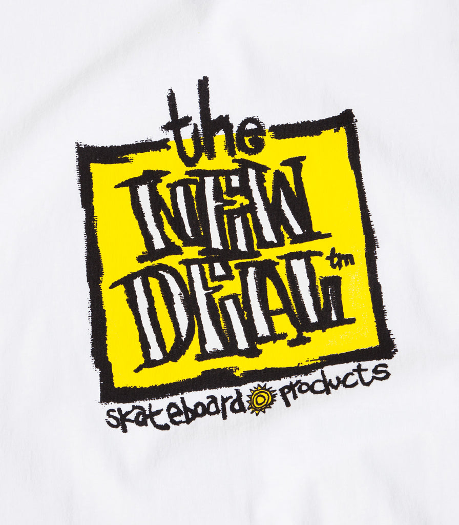 The New Deal Napkin Logo T-Shirt