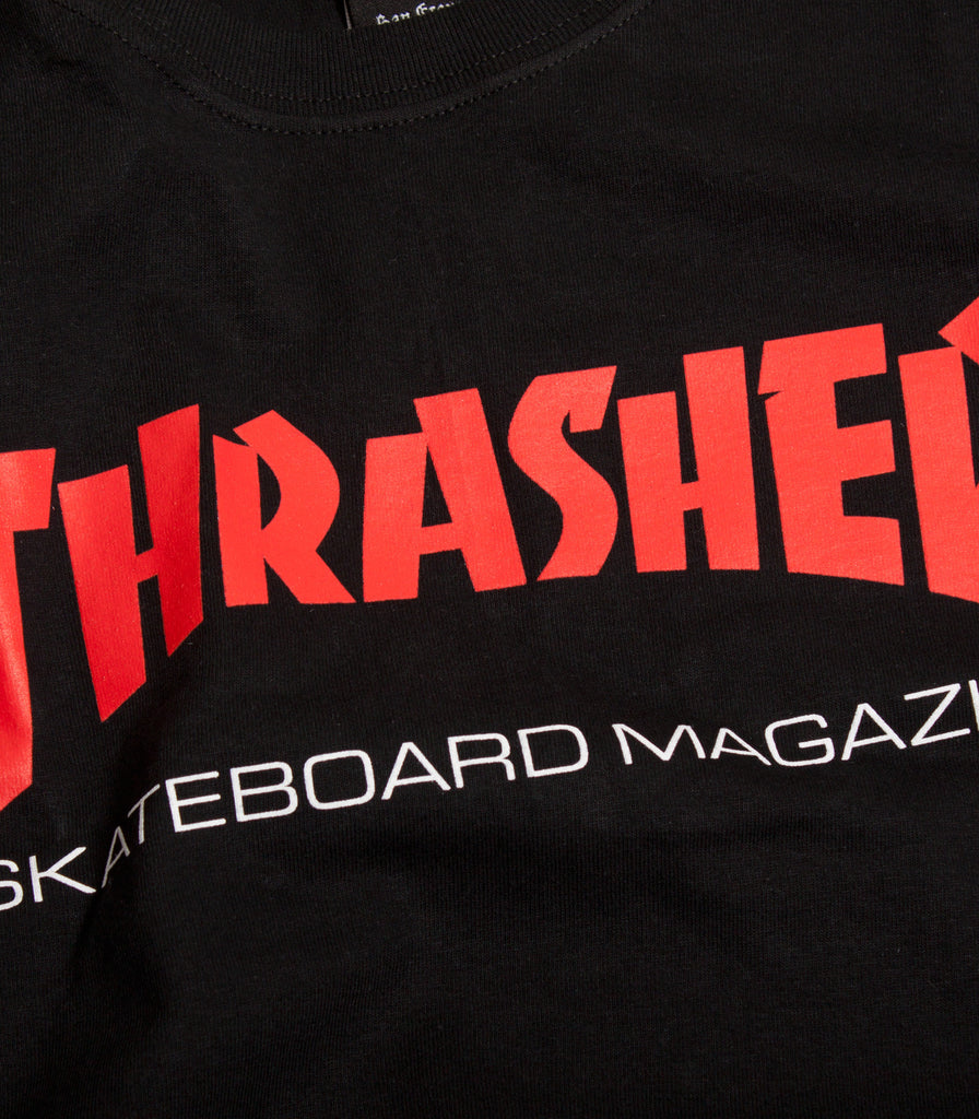 Thrasher Skate Mag Two Tone T-Shirt