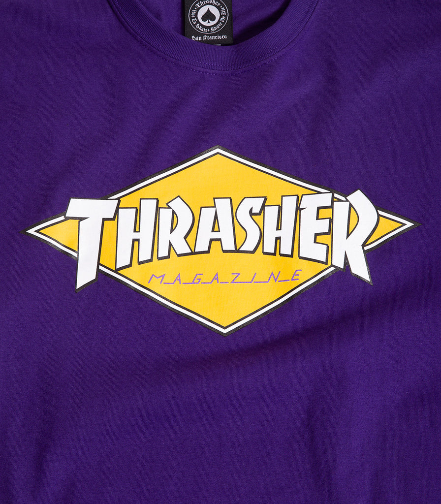 Thrasher Diamond Logo T-Shirt