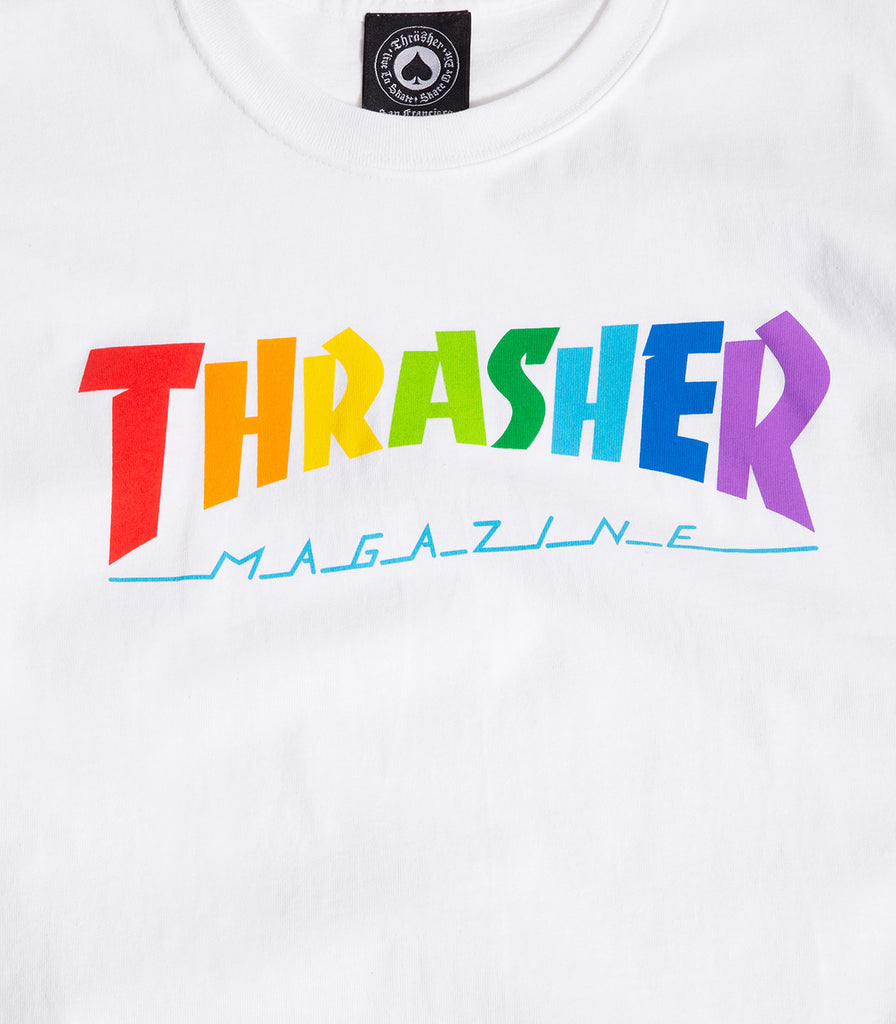 Thrasher Rainbow T-Shirt