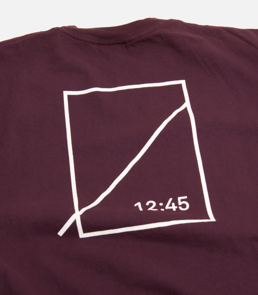 Numbers Mitered Logotype T-Shirt