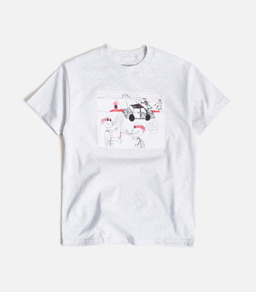GX1000 Fuck Pizza T-Shirt