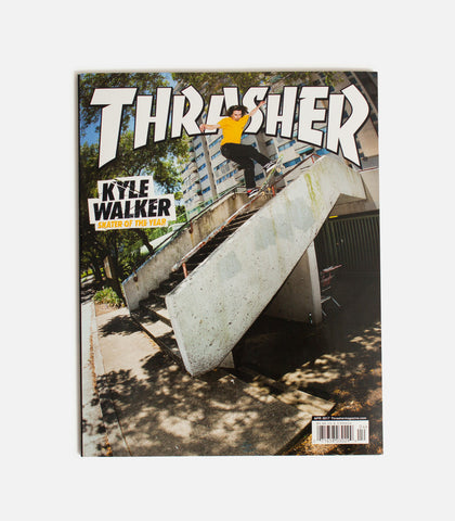 Thrasher Magazine April 2017