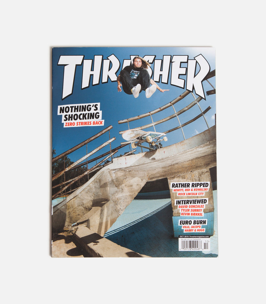Thrasher October 2019