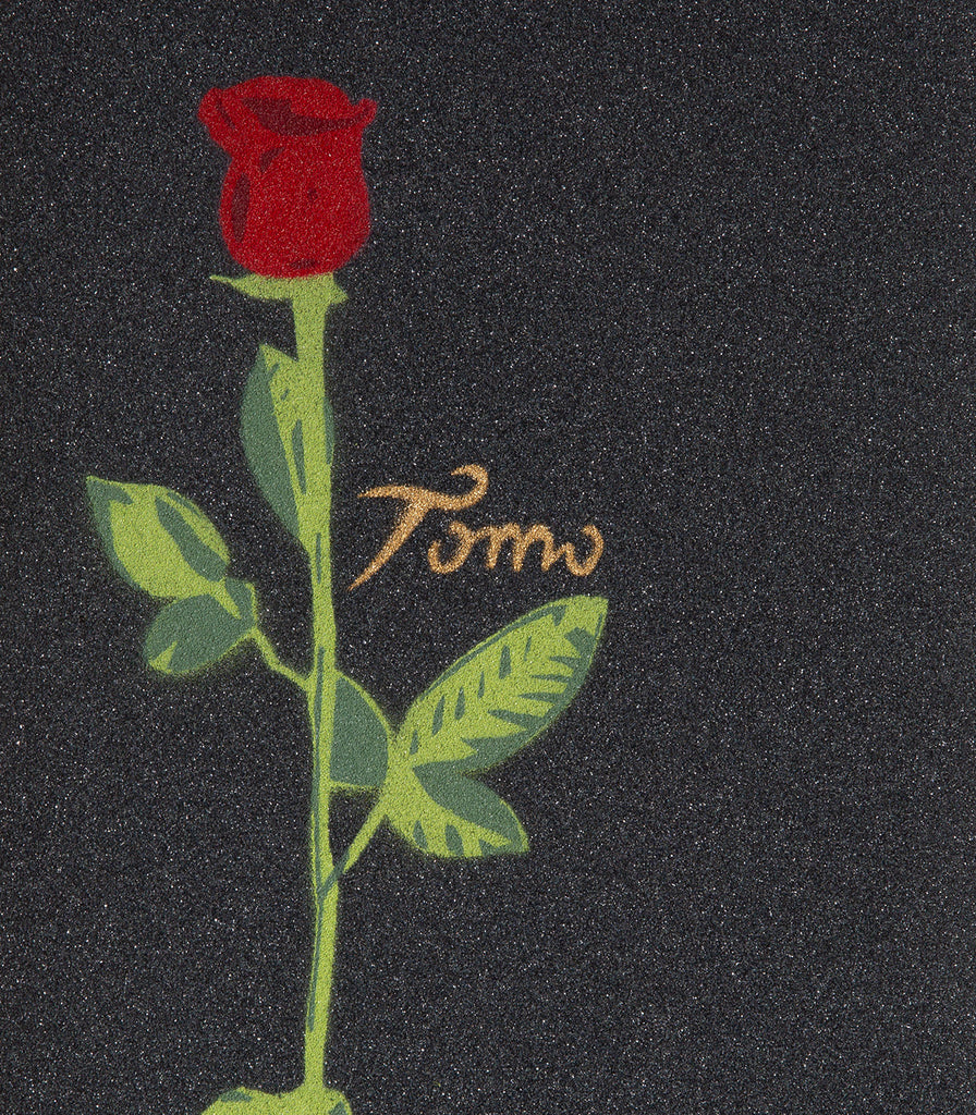 Tomo Skate Co. Rose Griptape