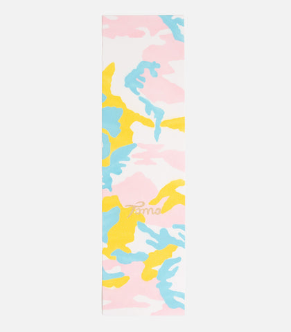 Tomo Skate Co. Colorful Camo Griptape