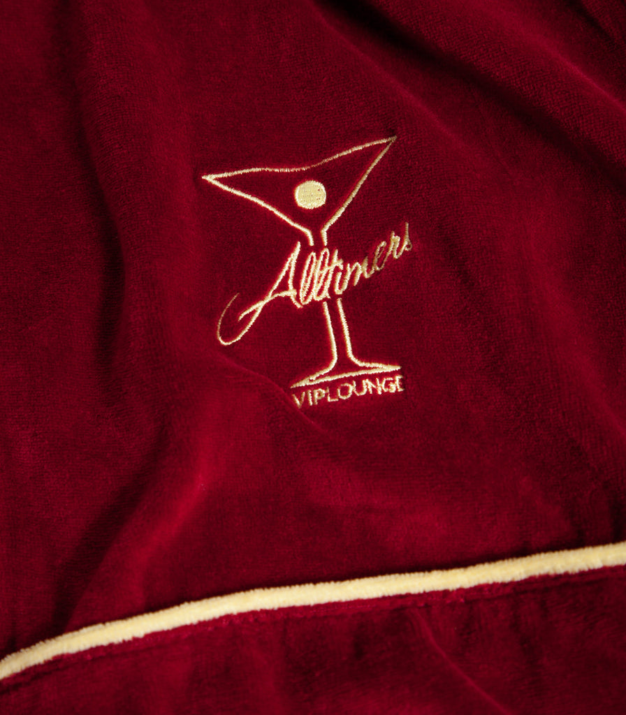 Alltimers Uncle's Velour Jacket