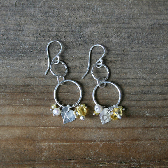 Aspen Double Loop Earrings