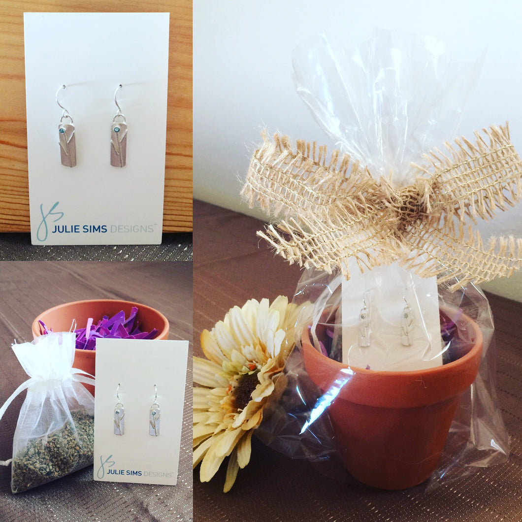Flower Earring Gift Pack
