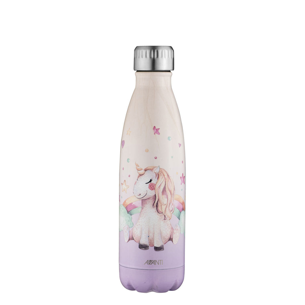 Avanti Unicorn Dreaming Drink Bottle - 500ml