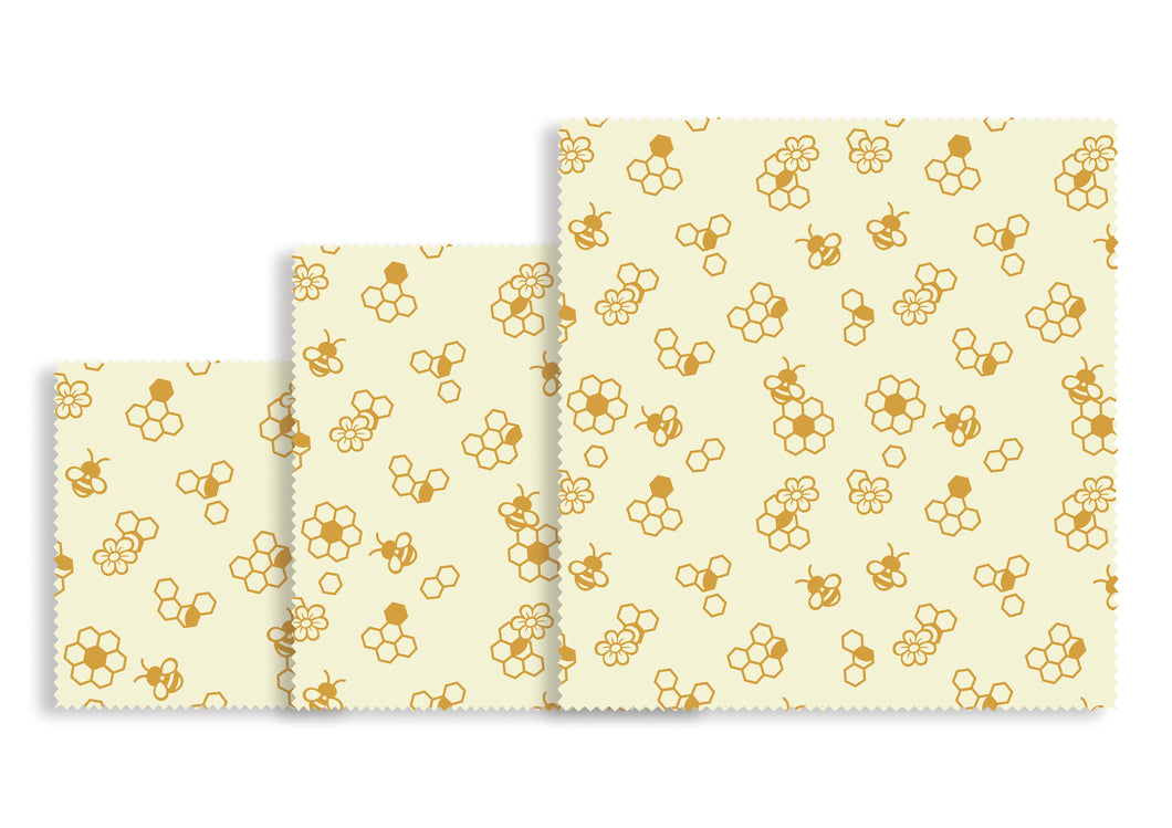 Karlstert Beeswax Food Wrap Starter Pack