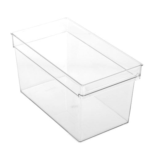 Crystal Nest Storage Box Deep - 36.5cm x 20cm x 20cm