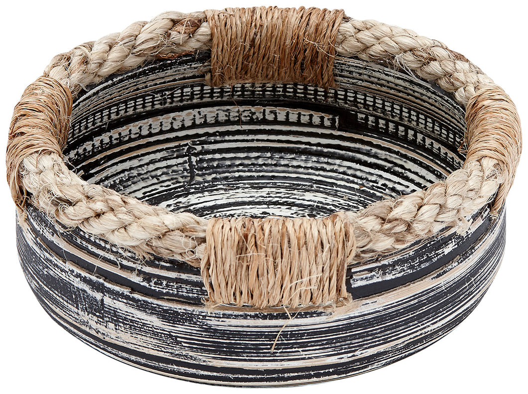 Ladelle Arise Rustic Bamboo Baskets - Various Sizes