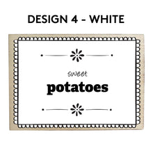 Basket Labels - all designs