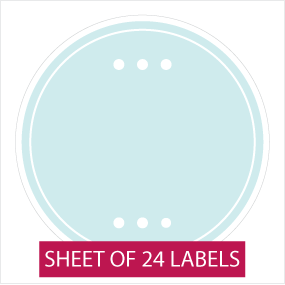 Blank spice jar labels - Classic Hamptons