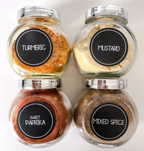 Spice Jar Labels - Design 8