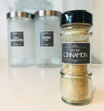 Spice Jar Labels - Design 10