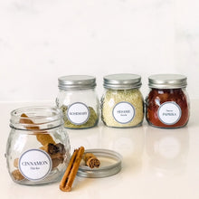 Spice Jar Labels - Design 11