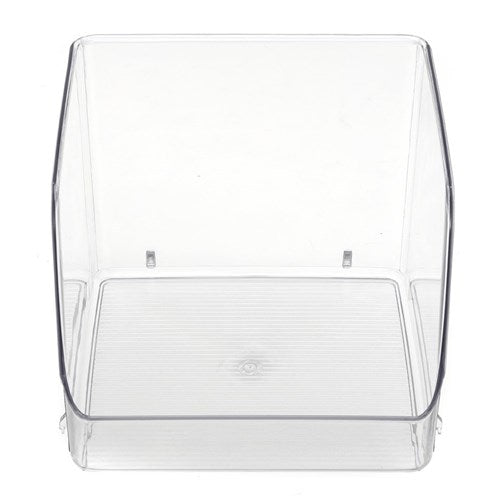 Clear Cube Stackable Container - 22.5cm x 22cm x 18.5cm